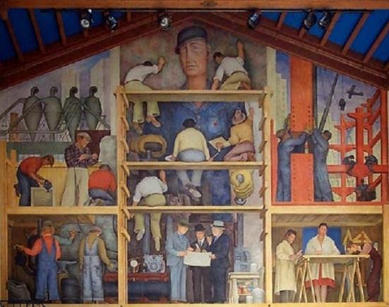 Diego_Rivera_1931_Mural 1